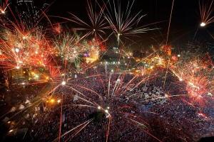 Victory Celebrations in Tahrir Square, Cairo | 3 July 2013