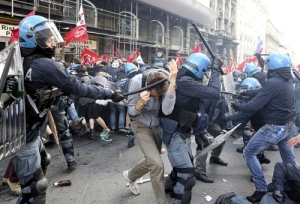 RomeProtests